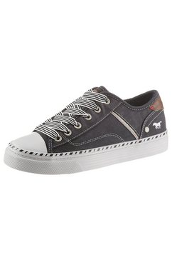 mustang shoes sneakers zwart