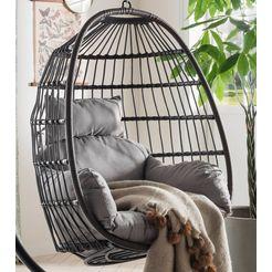 destiny hangstoel coco relax bruin