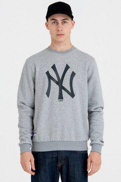 new era hoodie new york yankees grijs