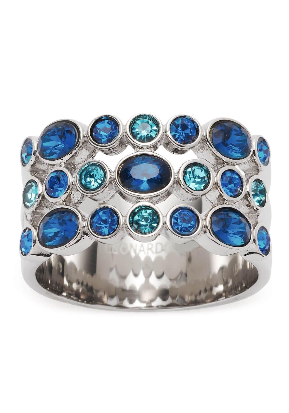 LEONARDO ring Arabella, 018385, 018386, 018387, 018388 met glassteen nu online bestellen
