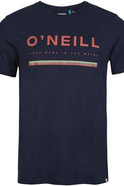 o'neill t-shirt »arrowhead t-shirt« blauw