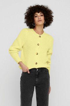 only vest »onlclare« geel