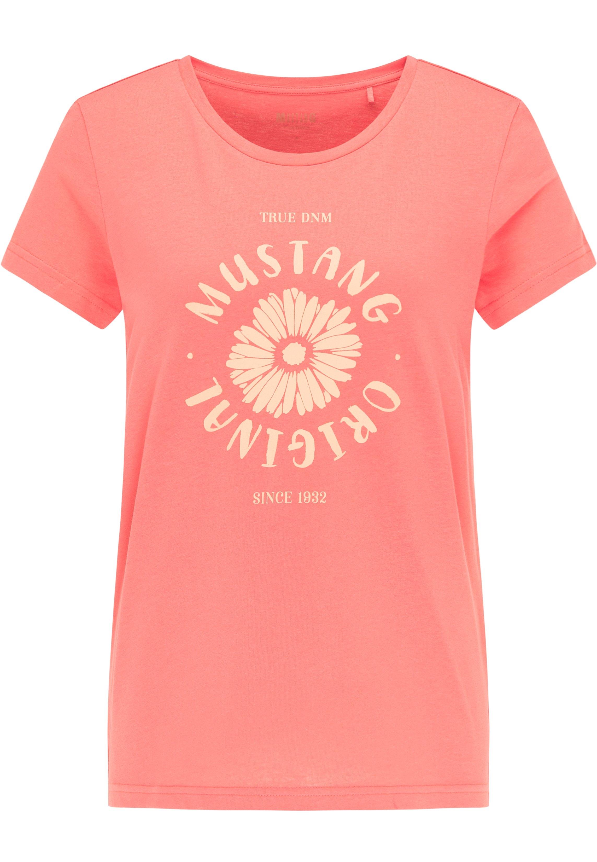 MUSTANG T-shirt Alina C Print bij OTTO online kopen