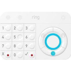 ring button alarm keypad wit