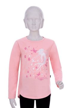 trigema sweatshirt roze