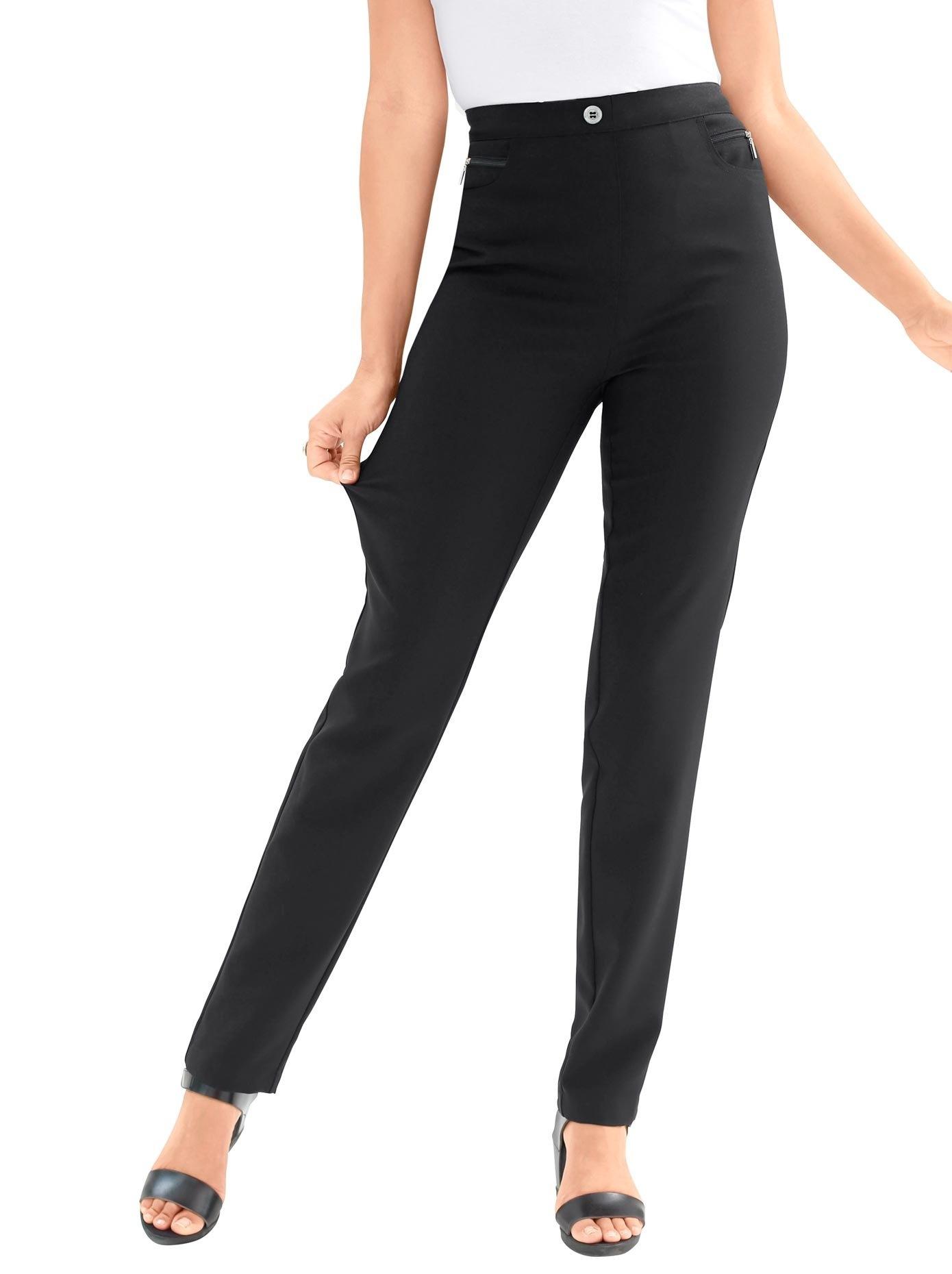 Op zoek naar een Classic Basics broek met sierritsstrook? Koop online bij OTTO