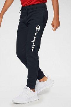champion joggingbroek »rib cuff pants« blauw