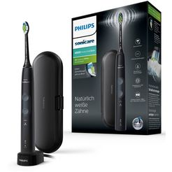 philips sonicare elektrische tandenborstel protectiveclean 4500 hx6830-53 zwart