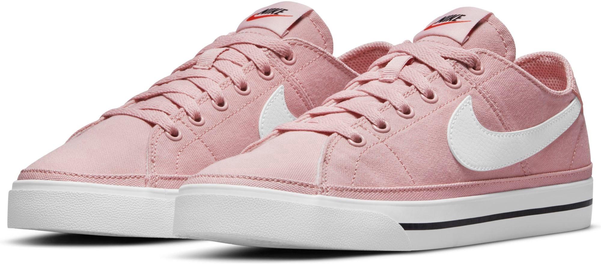 Nike Sportswear sneakers COURT LEGACY CANVAS bestellen: 30 dagen bedenktijd
