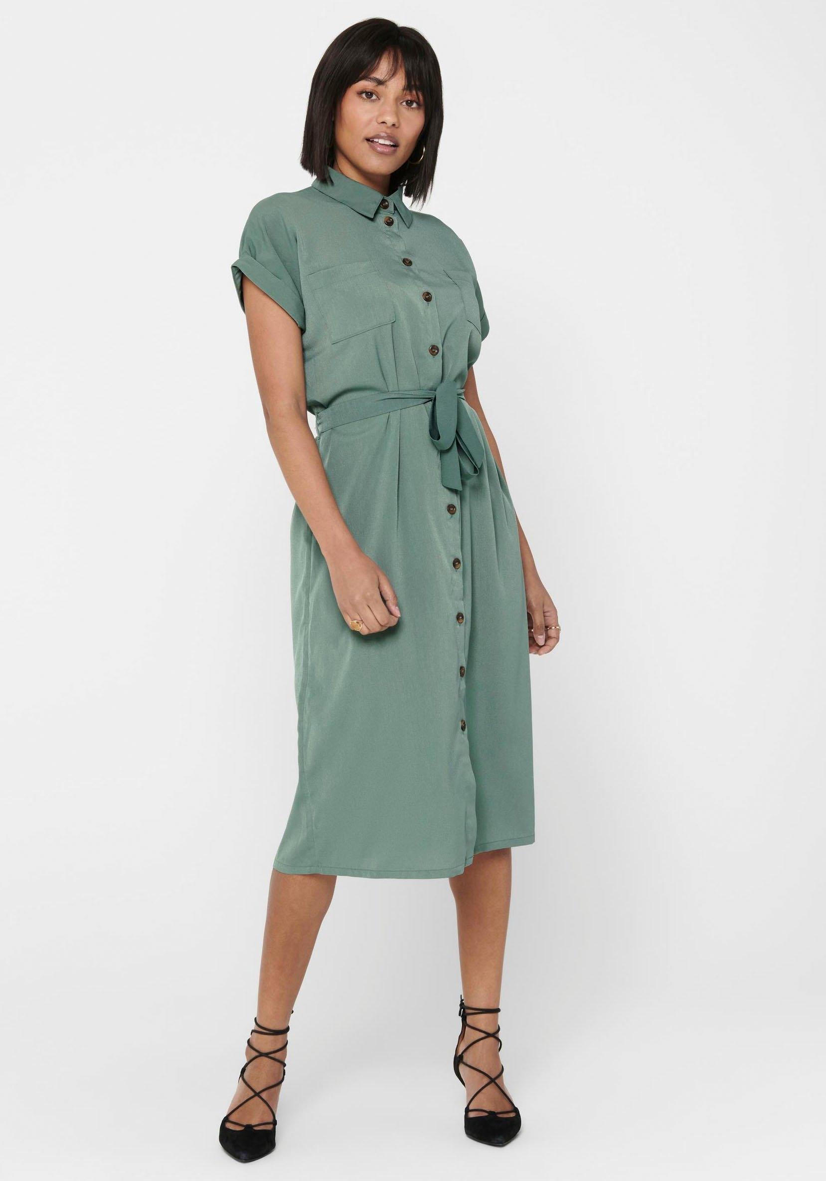 Only jurk met overhemdkraag online kopen op otto.nl