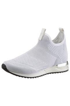 la strada instappers »fashion sneaker slip on« wit
