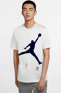 jordan t-shirt »jordan jumpman air men's short-sleeve crew« wit