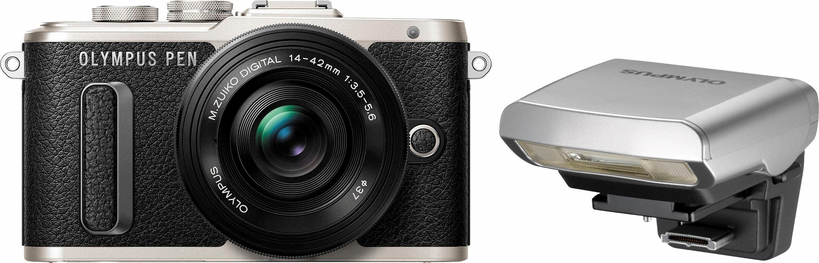Olympus »E-PL8« systeemcamera bij OTTO online kopen