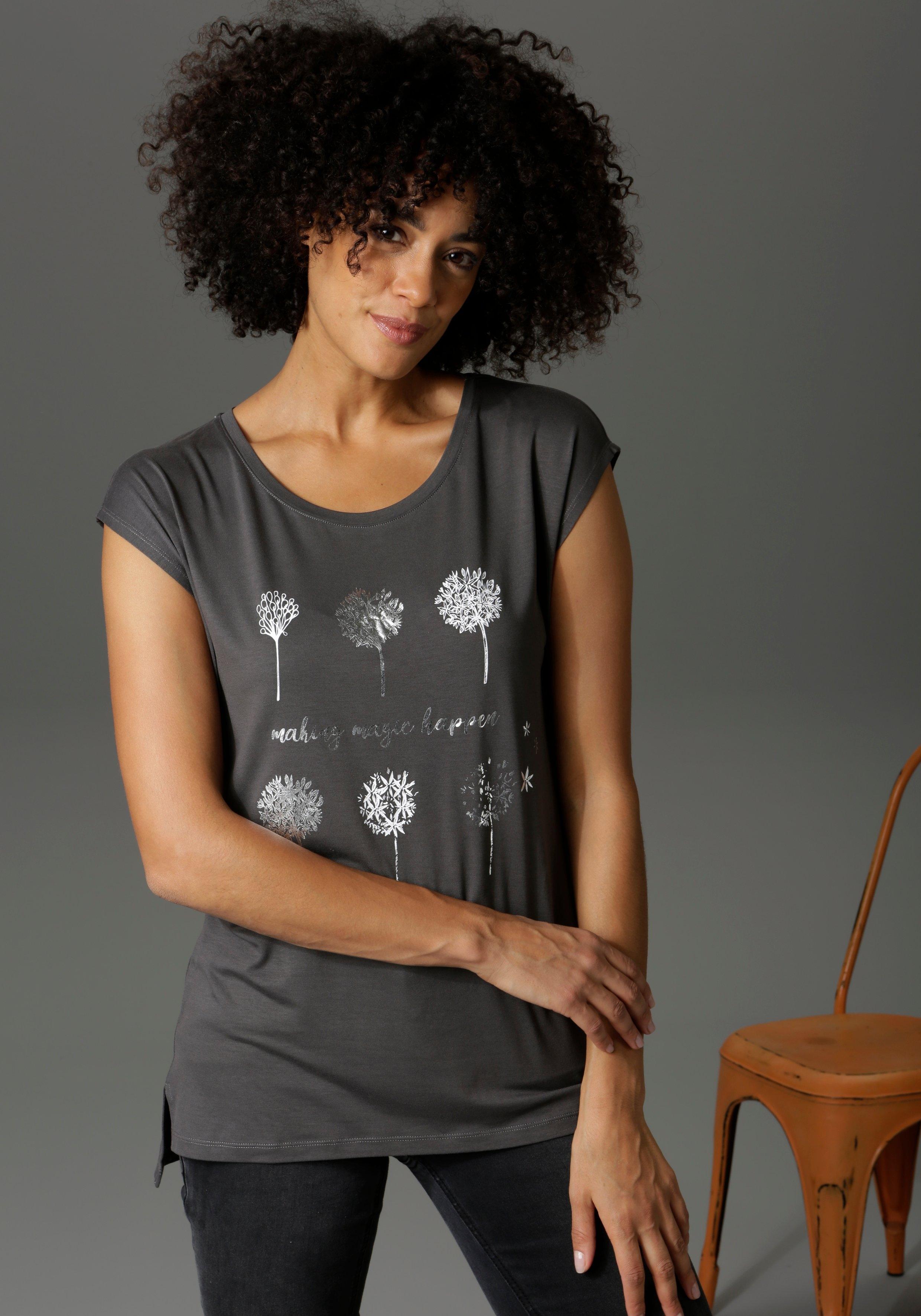 Aniston CASUAL T-shirt in de webshop van OTTO kopen