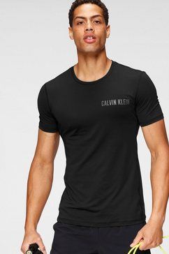 calvin klein performance runningshirt zwart