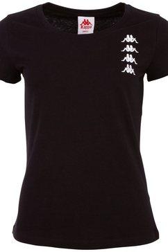 kappa t-shirt jenka zwart
