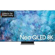 """samsung qled-tv gq85qn900at, 214 cm - 85 """", 8k, smart-tv zilver"""