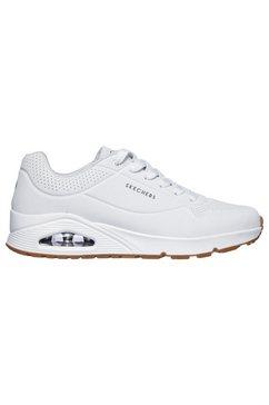 skechers sneakers uno met air cooled memory foam wit