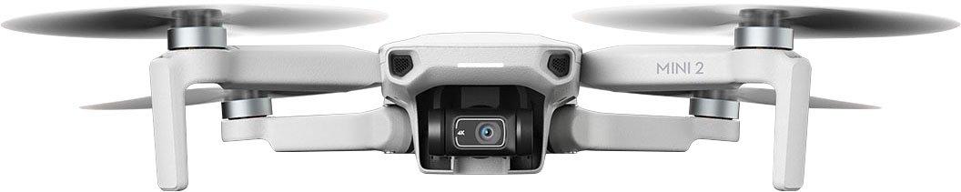 dji Drone Mavic Mini 2 Ultralichte en opvouwbare drones, 3-assige gimbal met 4K-camera, 31 minuten vliegtijd, OcuSync 2.0 HD-videostreaming, QuickShots met DJI fly app - gratis ruilen op otto.nl