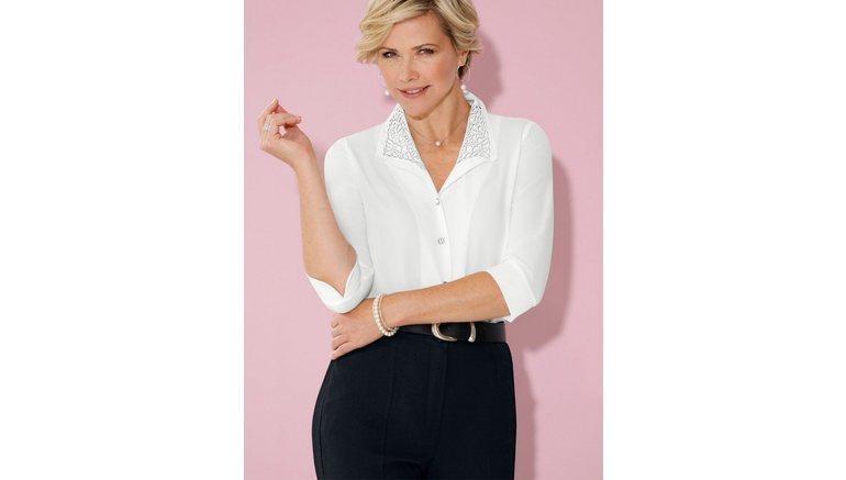 Classic kanten blouse