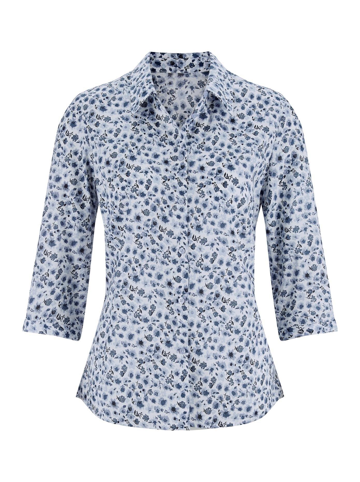 Classic Inspirationen gedessineerde blouse goedkoop op otto.nl kopen