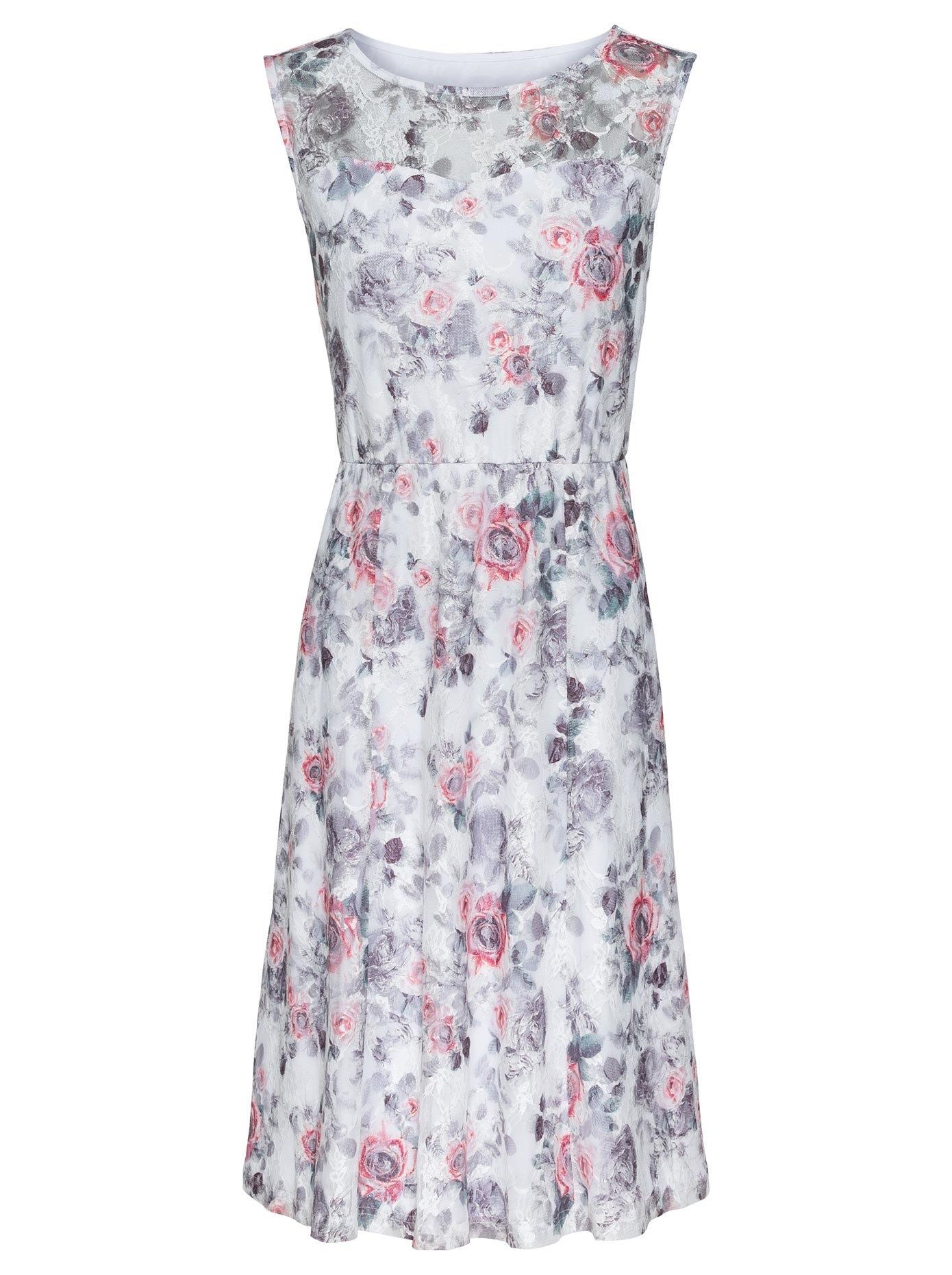 Classic Inspirationen gedessineerde jurk voordelig en veilig online kopen