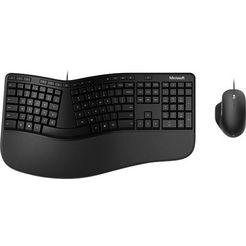 microsoft »bluetooth desktop« wireless-toetsenbord zwart