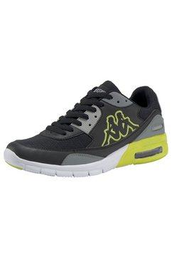 kappa sneakers »harlem ii pc« zwart