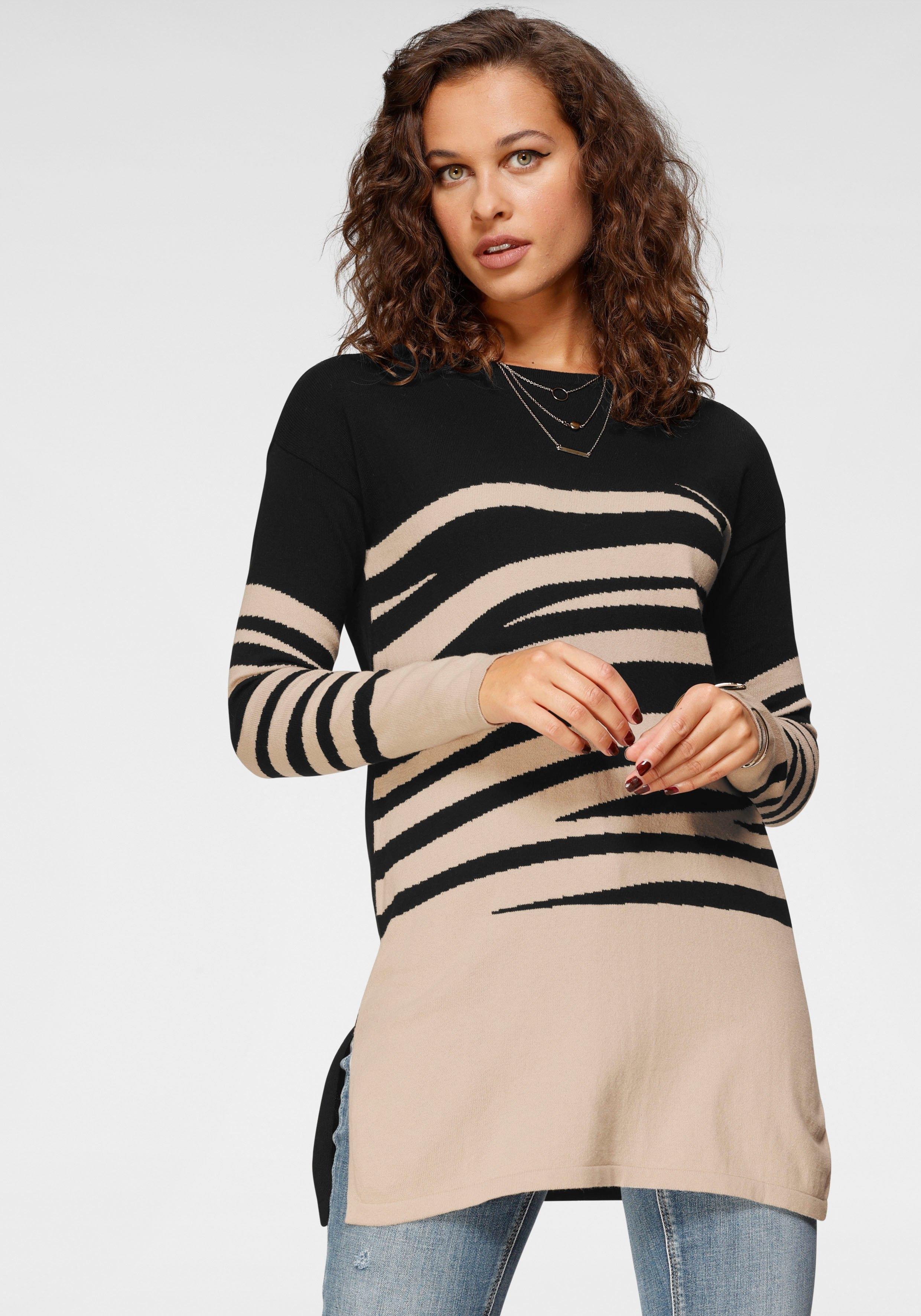 Op zoek naar een Laura Scott Lange trui met animaldesign? Koop online bij OTTO