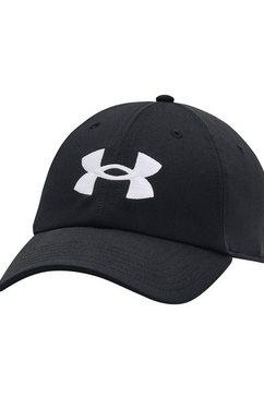 under armour baseballcap zwart