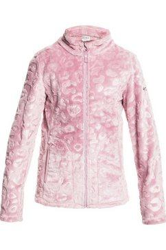 roxy fleecetrui roze