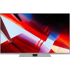 "toshiba led-tv 65ul6b63dg, 164 cm - 65 "", 4k ultra hd, smart-tv, hdr10, dolby atmos zwart"
