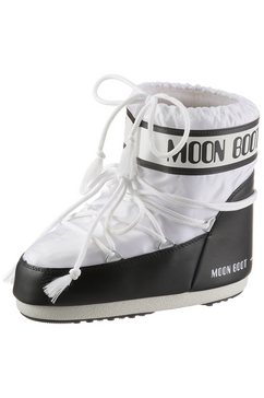 moonboot snowboots »moon boot classic low 2« wit
