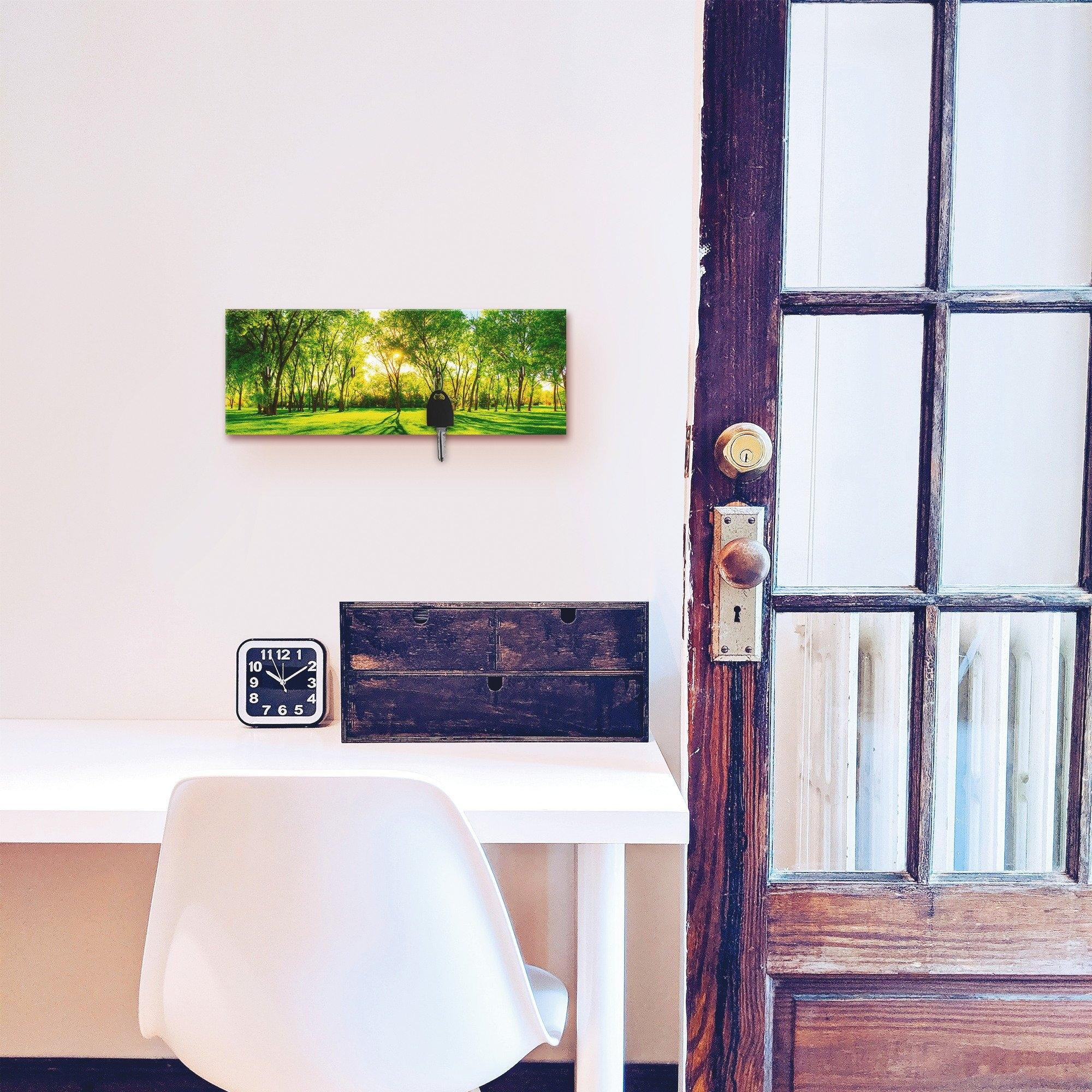 Artland Sleutelbord Lentewarmte II van hout met 4 sleutelhaakjes – sleutelbord, sleutelborden, sleutelhouder, sleutelhanger voor de hal – stijl: modern veilig op otto.nl kopen