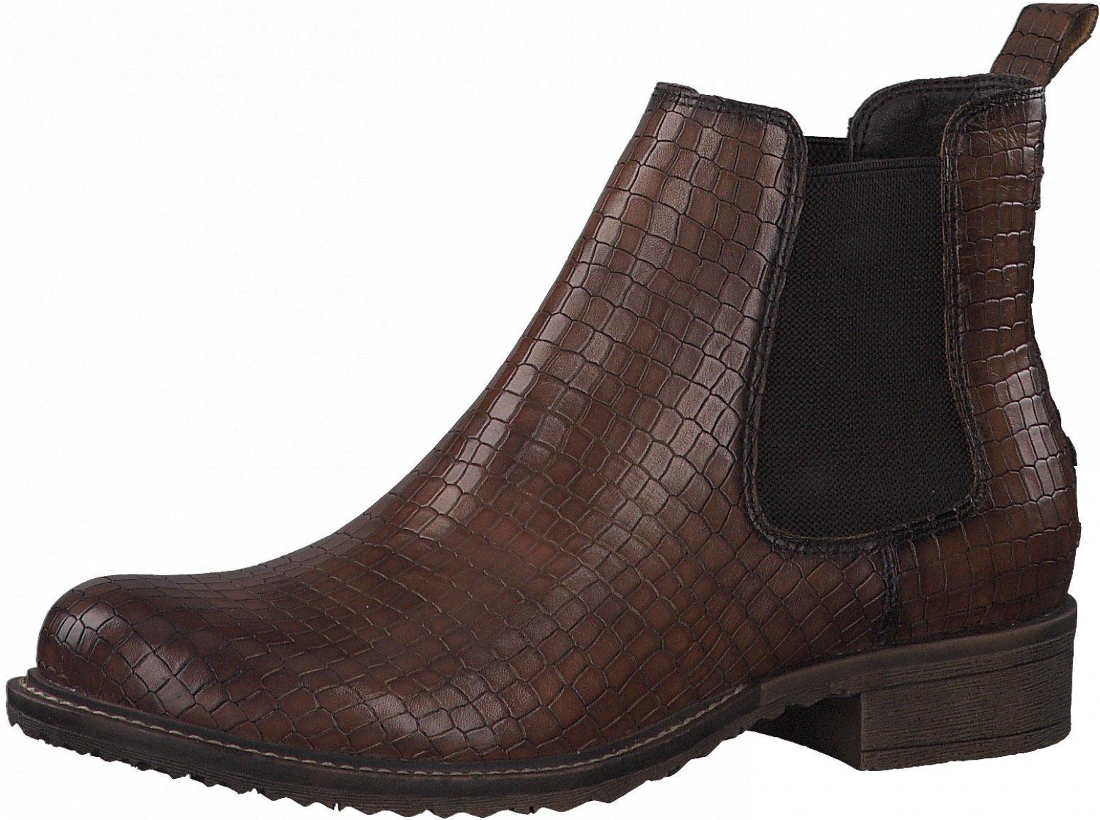Tamaris Chelsea-boots met krokomotief veilig op otto.nl kopen