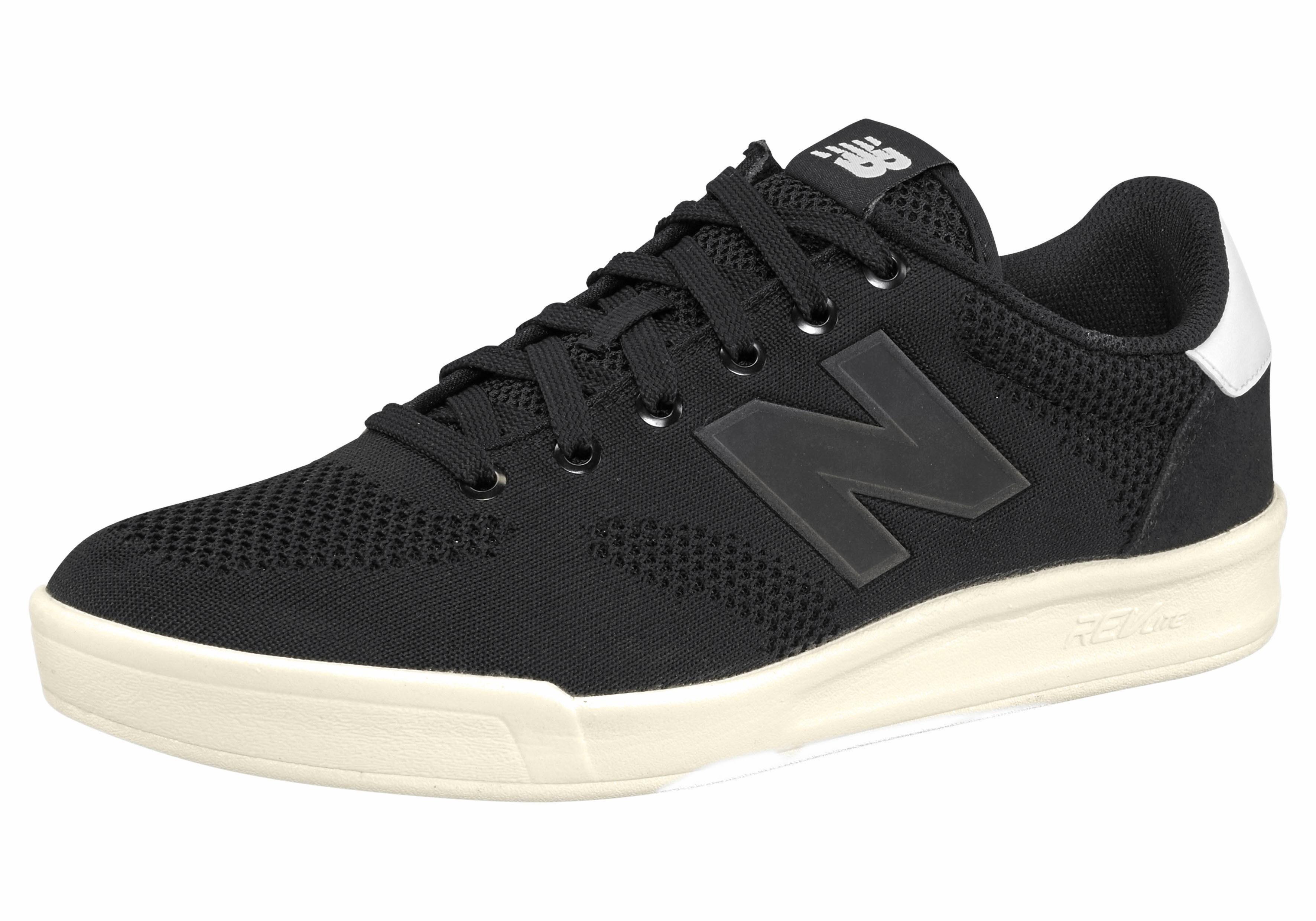 new balance zwart sneaker