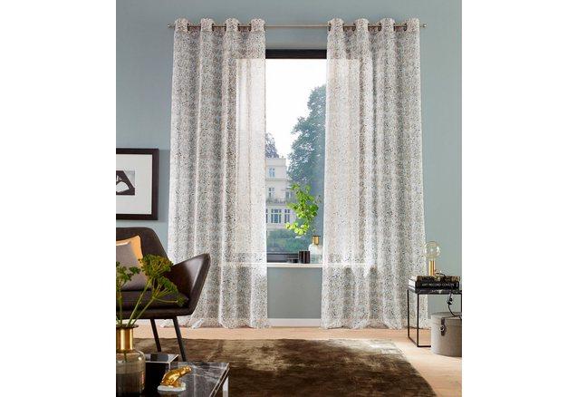 gordijn gmk home living guido love rimpelband set van 2 nu online bestellen otto. Black Bedroom Furniture Sets. Home Design Ideas