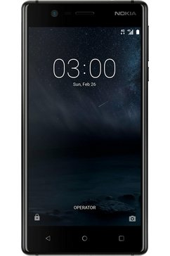 3 Dual SIM-smartphone, 12,7 cm (5 inch) display, LTE (4G), Android 7.0 (noga), 8,0 megapixel