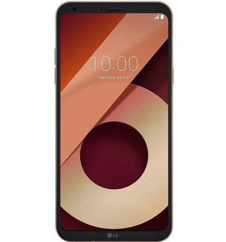 LG Q6 smartphone, 13,8 cm (5,5 inch) display, LTE (4G), Android 7.1 Nougat, 13,0 megapixel, NFC