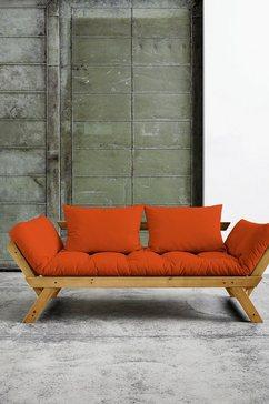 Bedbank in Asia-stijl