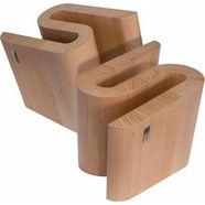 arte legno magnetisch messenblok s (1-delig) beige