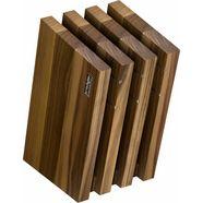 arte legno magnetisch messenblok milano (1-delig) bruin