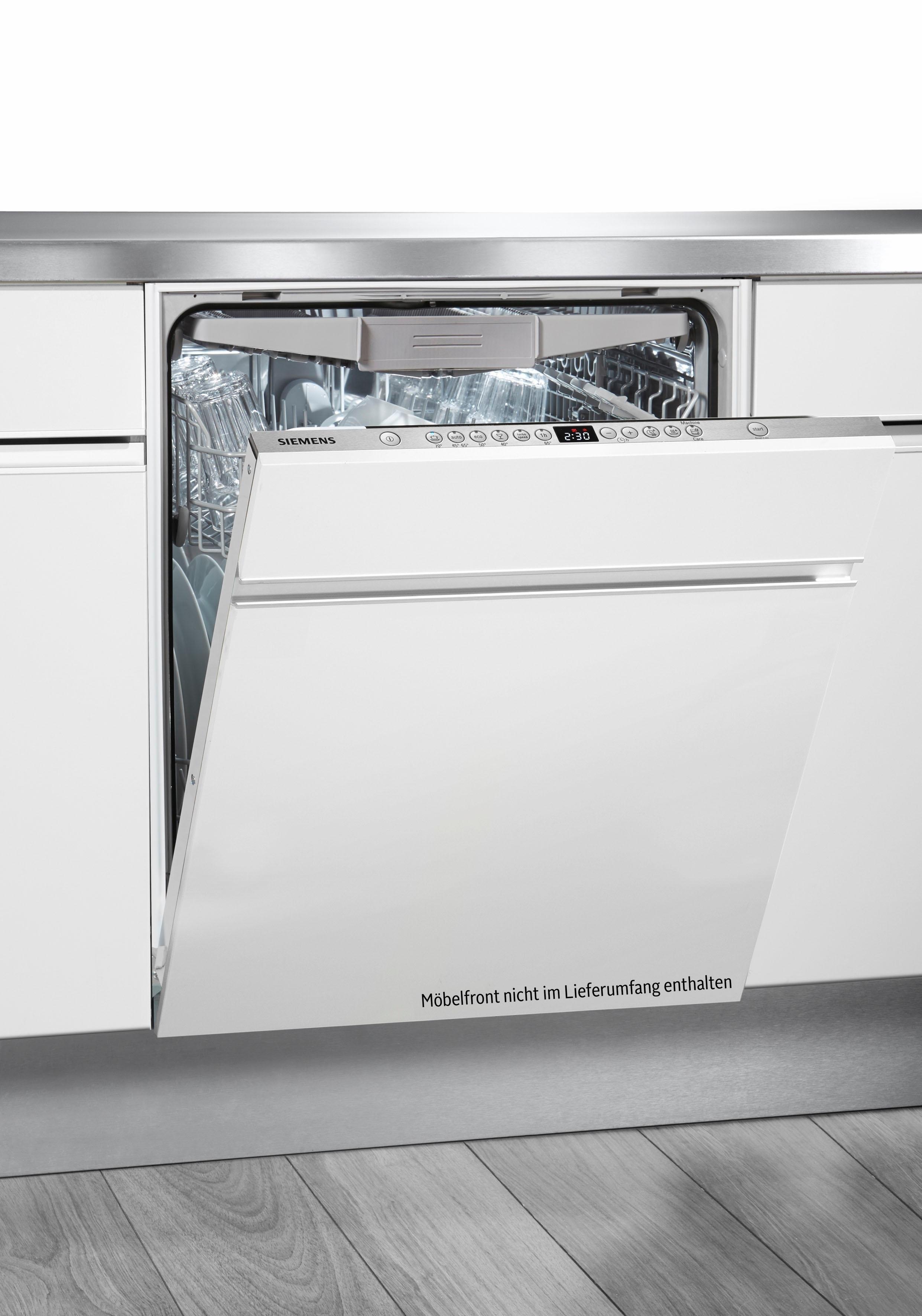 Siemens volledig integreerbare inbouwvaatwasser '111 jaar SIEMENS' iQ300 SN636X00EE, A++, 9,5 liter veilig op otto.nl kopen