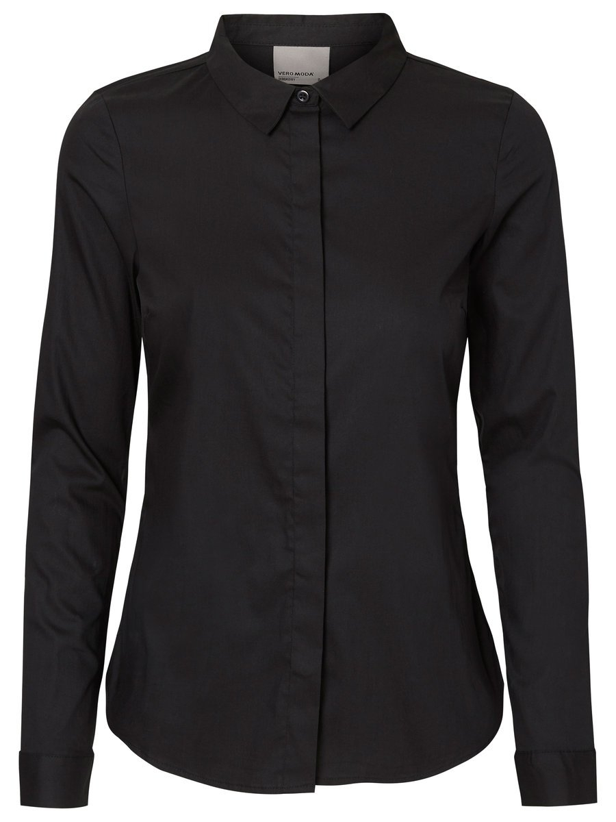 VERO MODA Klassieke Overhemd met lange mouwen veilig op otto.nl kopen