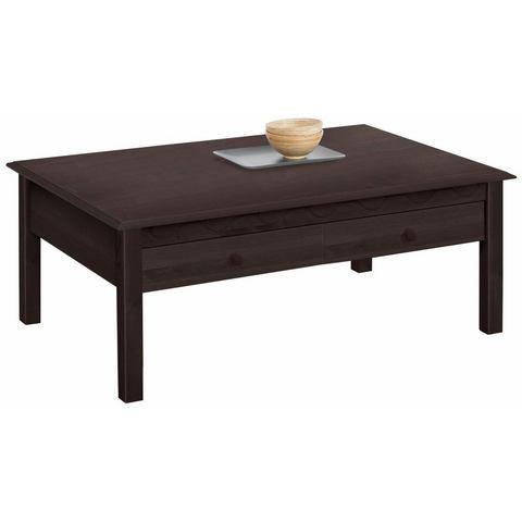 Home affaire salontafel 'Laura', 110x70 cm , met een grote lade