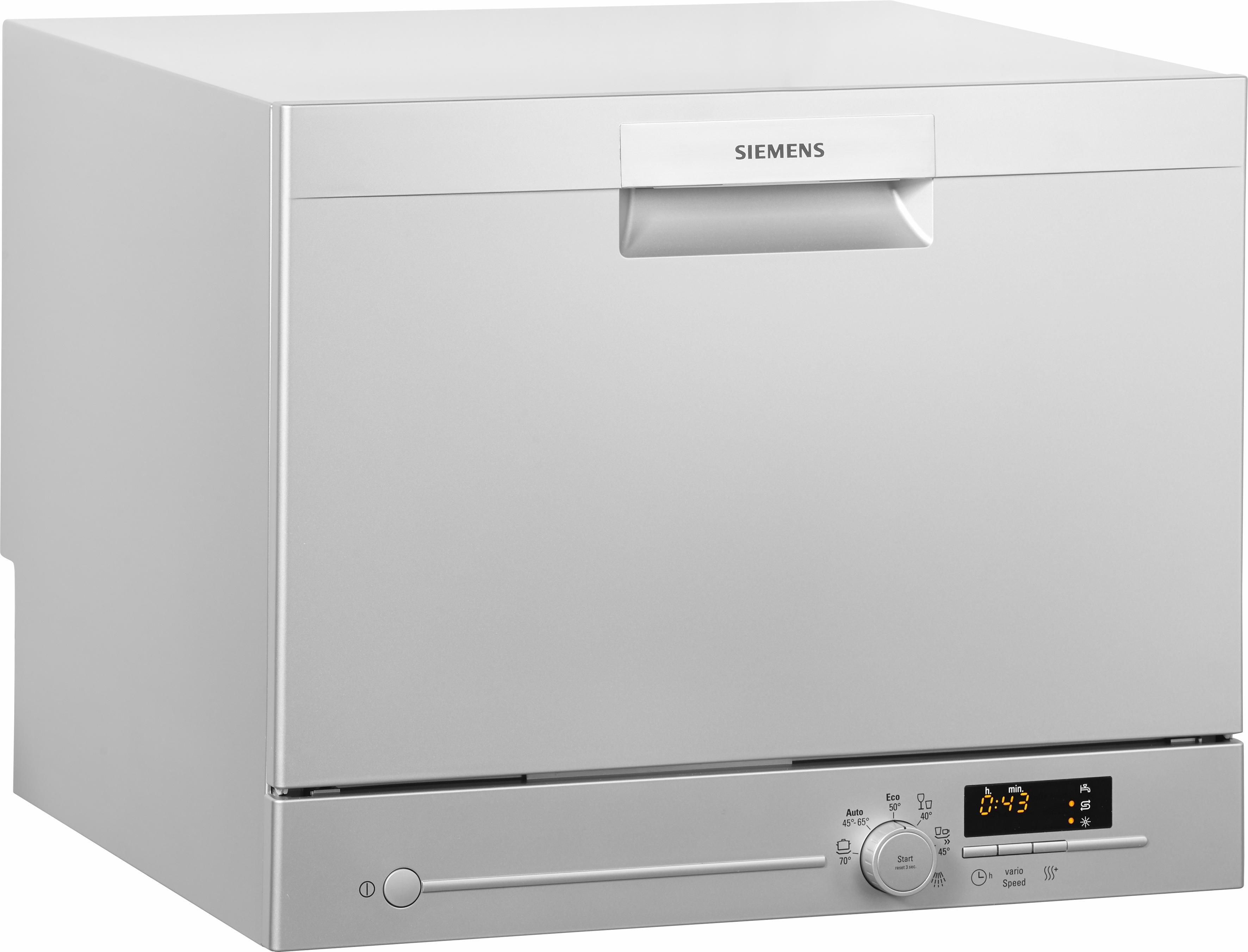 Siemens tafelvaatwasser, 8 liter, 6 standaardcouverts voordelig en veilig online kopen