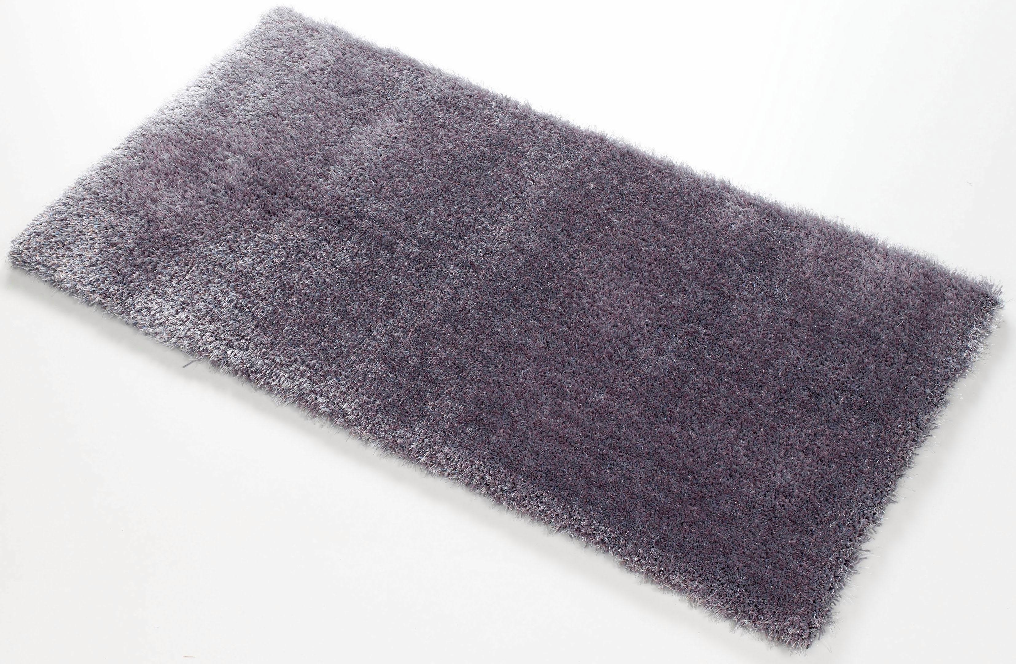 KiYou Shaggy Hoogpolig vloerkleed, »KiYou Shaggy«, rechthoekig, hoogte 40 mm voordelig en veilig online kopen