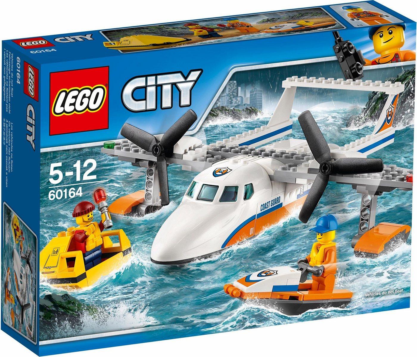 LEGO® Reddingswatervliegtuig(60164 ), LEGO® City