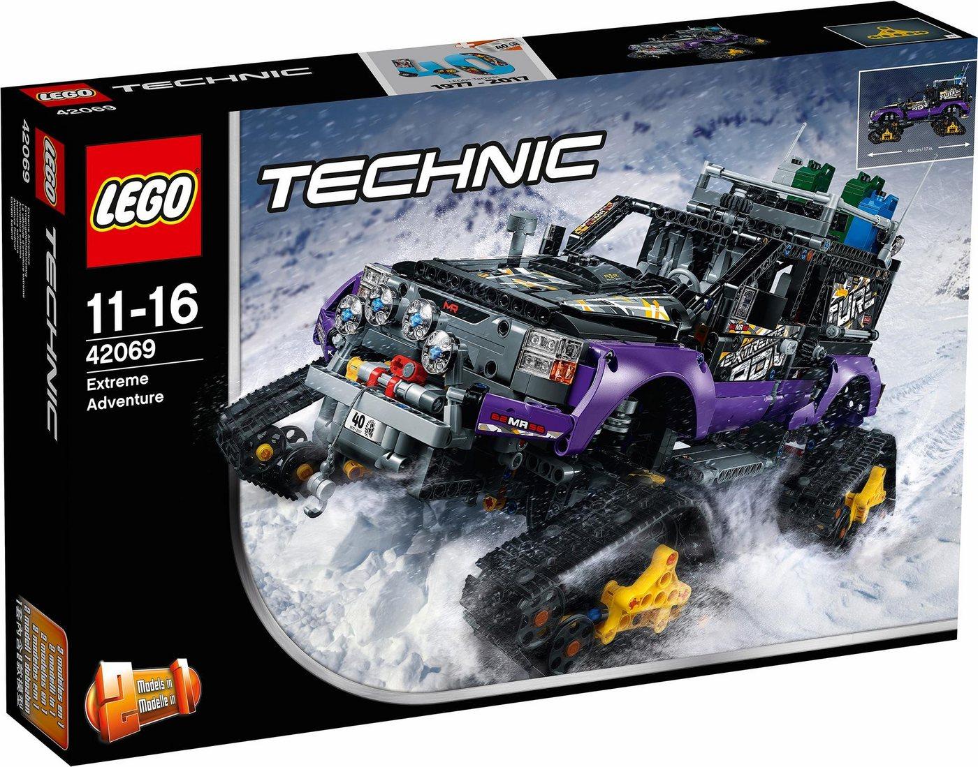 LEGO® Extreem Avontuur Voertuig(42069 ), LEGO® Technic