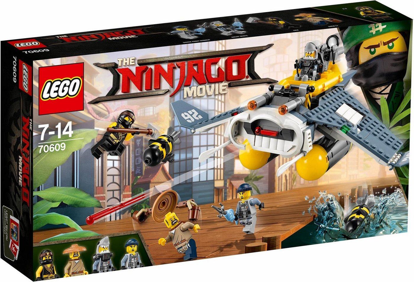 LEGO® Mantarog - bommenwerper(70609 ), LEGO® NINJAGO™